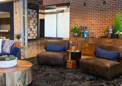 Dublin AlphaSuit interior office picture