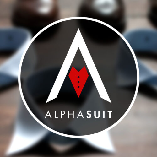 AlphaSuit Pricing & Logo